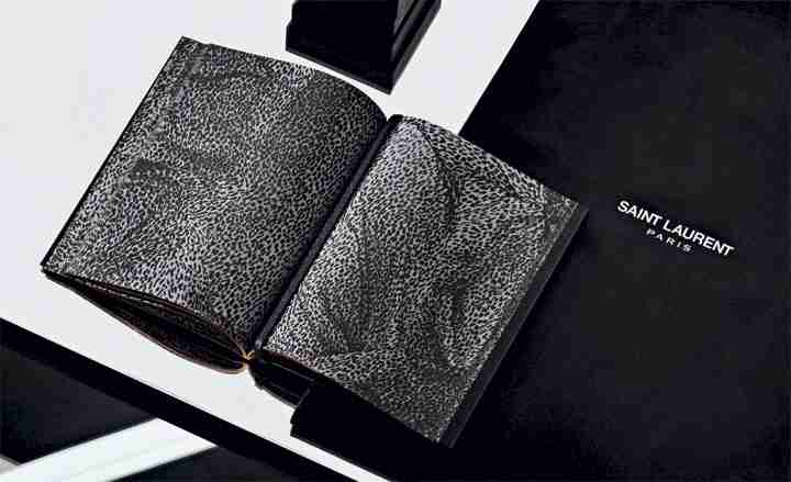 Saint Laurent |Re-Branding