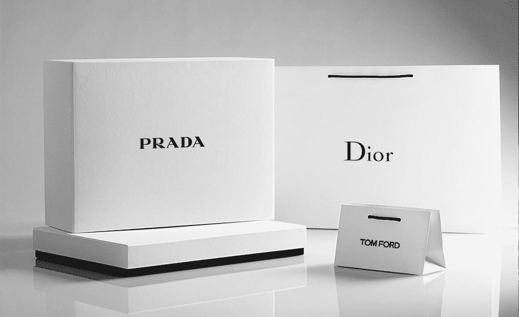 Prada i Dior