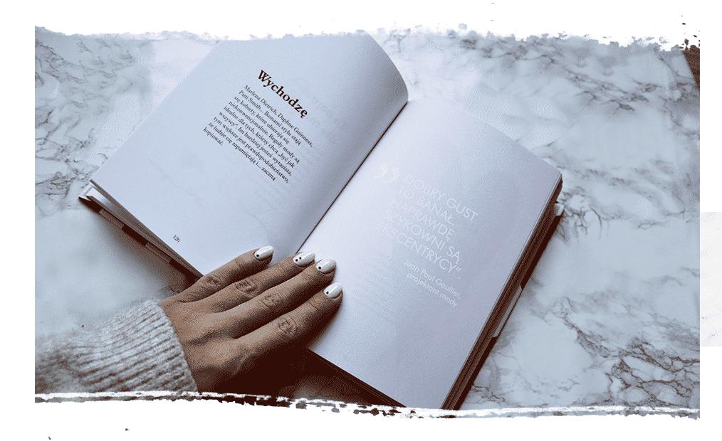 Wnętrze książki Modoterapia.